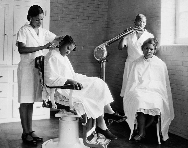 Natural Black Hair Salon In Chicago