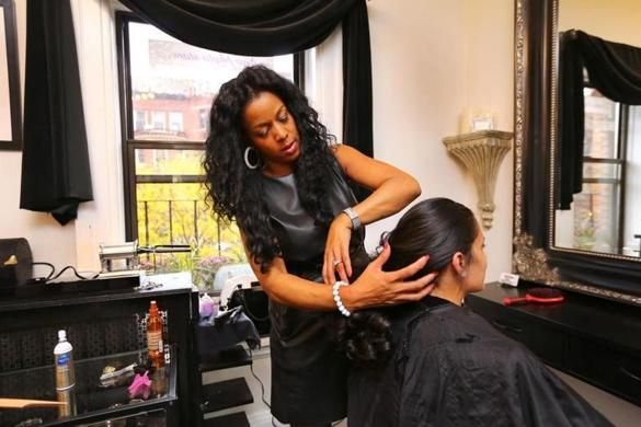 African American Hair Salons : ... shout-out to your Hair Salon or Stylist! Everything Natural Hair