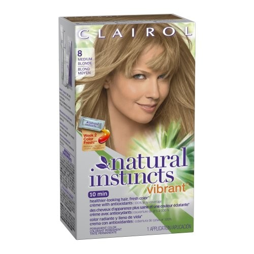 Home Beauty Hair Care Hair Color Clairol Natural Instincts Vibrant ...
